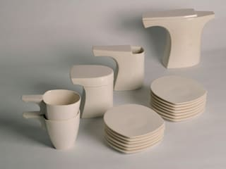 Bool: modern  door Winter Ceramics, Modern