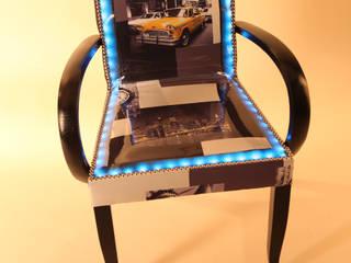 Chevalier Yves Art et déco du siège Living roomSofas & armchairs