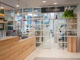 ARCHITETTO Ingrid Fontanili Eclectic style kitchen