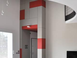 Livings modernos: Ideas, imágenes y decoración de ARCHITETTO Ingrid Fontanili Moderno