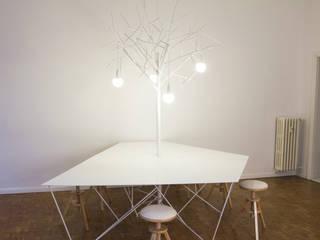 Origine for Lab Italy : Studio in stile in stile Moderno di Giò Belviso