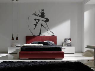 Paredes y pisos de estilo  por vienzzoart