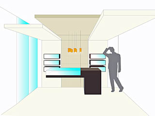 Retail Design:  Ladenflächen von SW  Retail+Interior Design,Minimalistisch