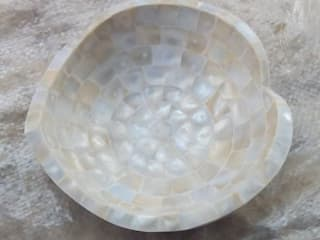 Mother Of Pearl Wash Basin Stonesmiths - Redefining Stoneage BañosLavamanos
