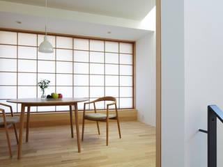 障子: 内田雄介設計室 が手掛けた家です。,