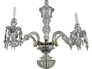 An English Edwardian Chandelier By Osler: classic  by Antiques, Lighting and The Interior, Classic