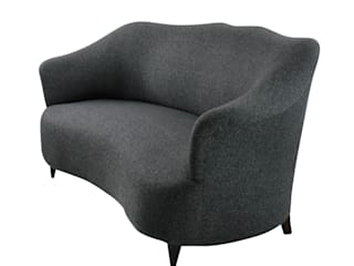 A Pair Of Sculptural Armchairs By Ulrich by Antiques, Lighting and The Interior
