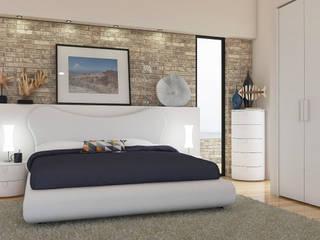 Camera da letto: Camera da letto in stile in stile Moderno di Taleia