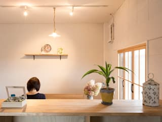 Country style study/office by ALTS DESIGN OFFICE Country
