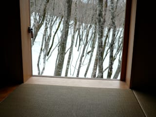 KOKE SANKYO  (Villa of Moss): Naoko Hirakura Architect & Associatesが手掛けたです。