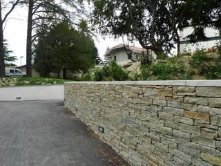 parc de la maison de la rencontre à Ecully (69): Musées de style  par ATELIER DU BOCAL paysagistes, Classique