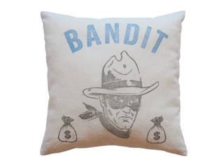 coussin Bandit:  de style  par Mister Bandit