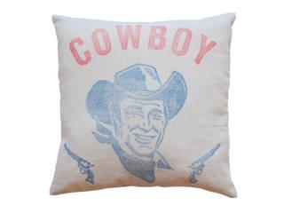 coussin Cowboy:  de style  par Mister Bandit
