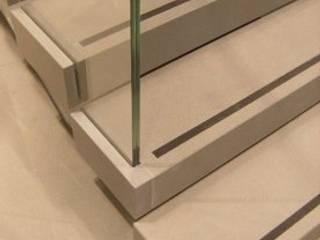 Fliesen Granit & Marmor Arbeiten:   von BARBERIO INTERIOR + INDUSTRIAL DESIGN