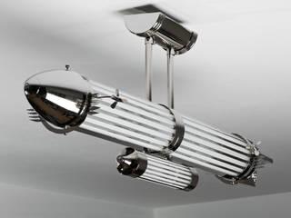 Deckenleuchten:   von Art Deco Schneider