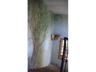 Espace naturaliste Chambre originale par Zuritagordian Éclectique