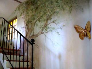 Vieil olivier Chambre originale par Zuritagordian Éclectique