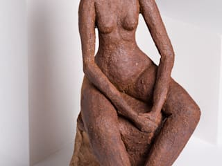 Sculptures céramiques par ATELIER VINCENT TOURNEBIZE Éclectique