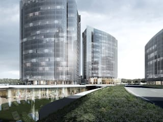 Ciputra International by Architecture by Aedas