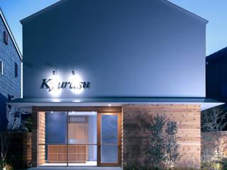 Moderne Häuser von アトリエ FUDO Modern
