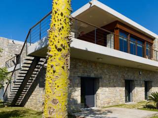 #1 TEGET Mimarlık Rustik Evler