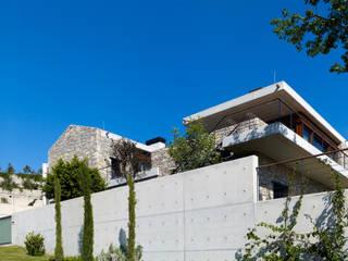 Maisons rustiques par TEGET Mimarlık Rustique