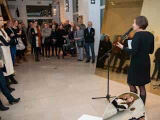 Reflections Brussels 2014 Exhibitieruimten van VENLET INTERIOR ARCHITECTURE