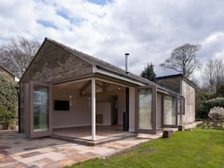The Garden Cottage Fraher and Findlay Modern houses