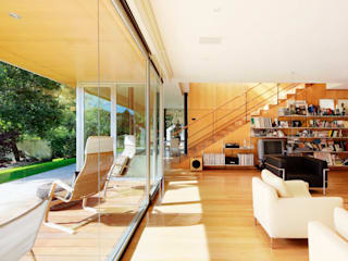 Hoz Fontan Arquitectos ห้องนั่งเล่น