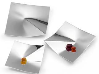 """Plain"" de Wiener Silber Manufactur Minimalista"