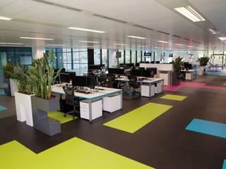 Skyscanner Edinburgh Bürogebäude von nora systems GmbH
