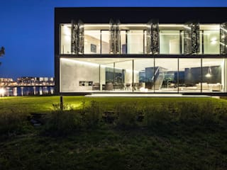 Villa Kavel 01 Moderne huizen van Studioninedots Modern