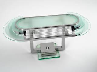 Tischleuchten:   von Art Deco Schneider
