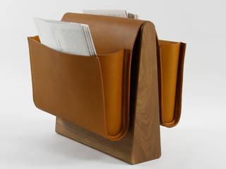 Saddle Magazine Rack Noble and Wood Living roomSide tables & trays