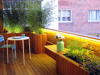 Modern Terrace by +2 Modern
