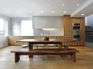 Soho Duplex Modern kitchen by Slade Architecture Modern