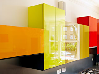 East London Apartment Modern kitchen by Draisci Studio Modern