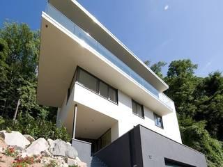 Ansicht Eingang:   von Atelier und Architekturbüro Bärenwald
