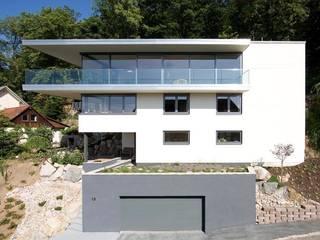 Ansicht Süd:   von Atelier und Architekturbüro Bärenwald