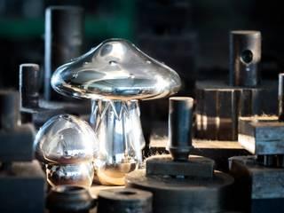 """""""Magic Mushrooms"""" by Wolfgang Joop por Wiener Silber Manufactur Clássico"""