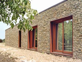 casa ESSE Casa rurale di ellevuelle architetti Rurale