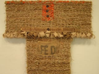 Créations textiles par atelier de tapisserie des Liciers angevins Marie-Jo CHERET
