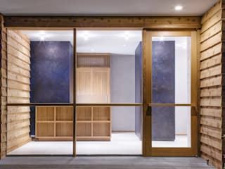 Modern offices & stores by アトリエ FUDO Modern