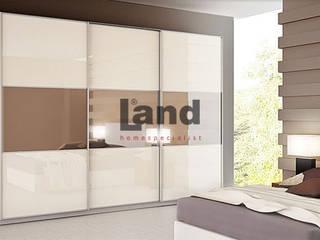 Land Home Specialist – Camlı Raylı Dolap Serisi:  tarz