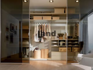 Land Home Specialist – Panel Sistem Giyinme Odası:  tarz