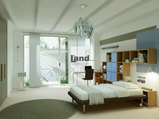 Land Home Specialist – Modern Genç Odası:  tarz