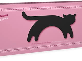 Leschi Wärmekissen, Die Katze Minina:   von Leschi