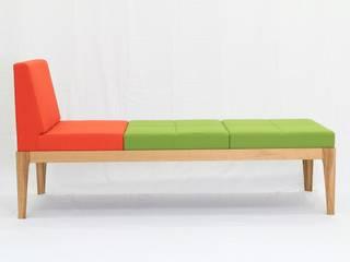 Banda Wood Dreisitzer:   von xchange design GmbH