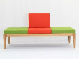 Banda Wood Lounge:   von xchange design GmbH