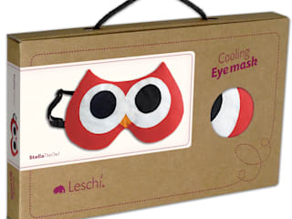 Leschi Eye mask, Stella the owl by Leschi